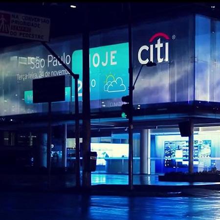 Sede Citibank a San Paolo...