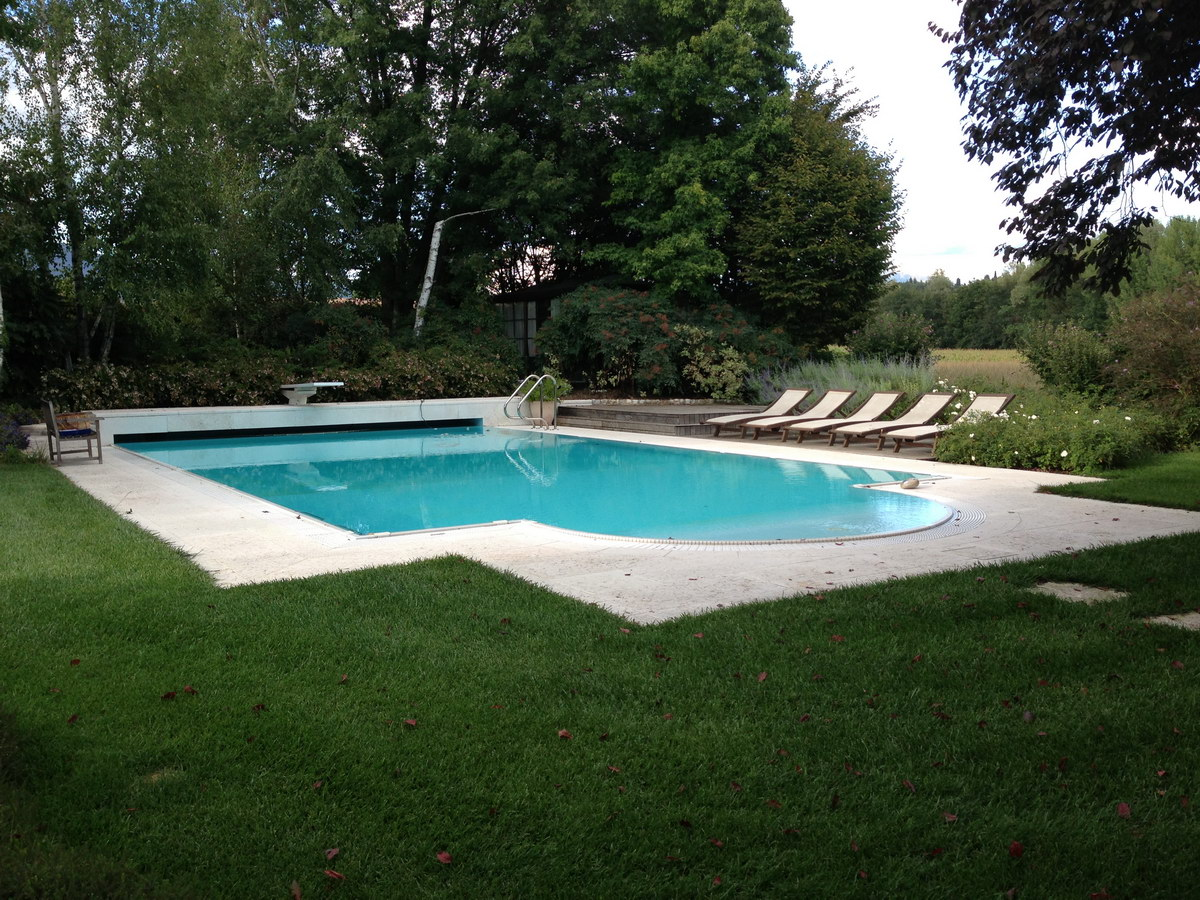 Piscina Piazzola Sul Brenta piscina esterna a fonte